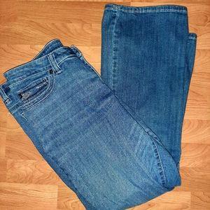 Womens lee size 16 jeans secretely slim bootcut